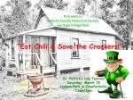 St. Patrick's Day Festival Wakulla County Historical Society
